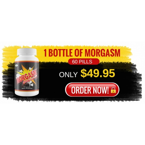 Ultra Health Morgasm Orgasm Pleasure Booster 60 Capsules