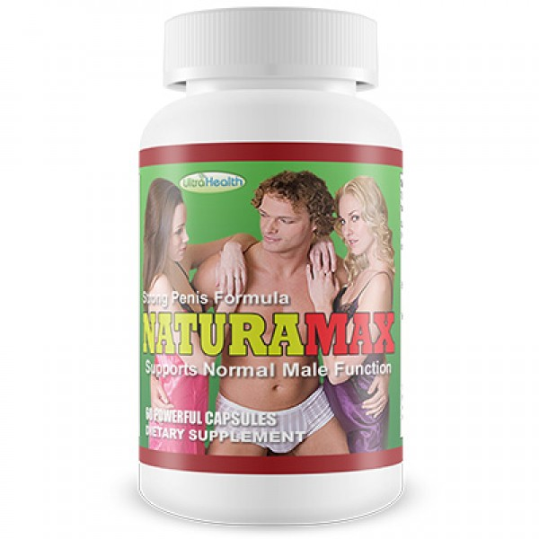 Ultra Health Naturamax Penis Health 60 Capsules