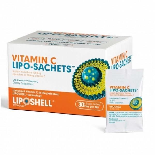 Vitamin C Lipo-Sachets 30 Pk