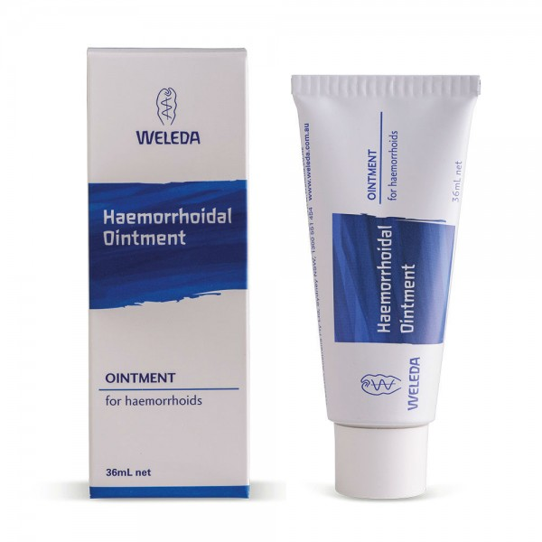 Weleda Haemorrhoid Ointment 36ml