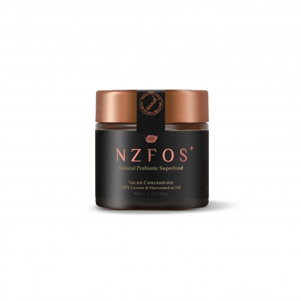 NZFOS+ Prebiotic Yacon Concentrate Jar 275g